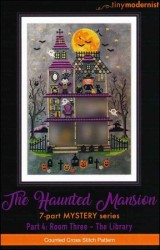 The Haunted Mansion Mystery Series - PART 4 ROOM 3 THE LIBRARY from Tiny Modernist