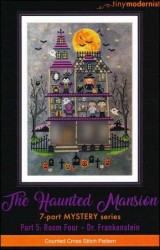 The Haunted Mansion Mystery Series - PART 5 ROOM 4 DR FRANKENSTEIN from Tiny Modernist