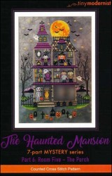 The Haunted Mansion Mystery Series - PART 6 ROOM 5 THE PORCH from Tiny Modernist