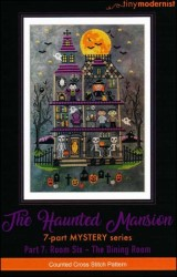 The Haunted Mansion Mystery Series - PART 7 ROOM 6 THE DINING ROOM from Tiny Modernist