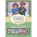 PAINTBOX POPPETS WINTER COLLECTION CD-ROM by Christine Haworth from Crafter's Companion