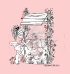 WISHES Clear Stamp Elisabeth Bell Designs from Belles 'n Whistles