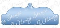 TAB 1 DIE Whimsy Stamps Shapeology Dies
